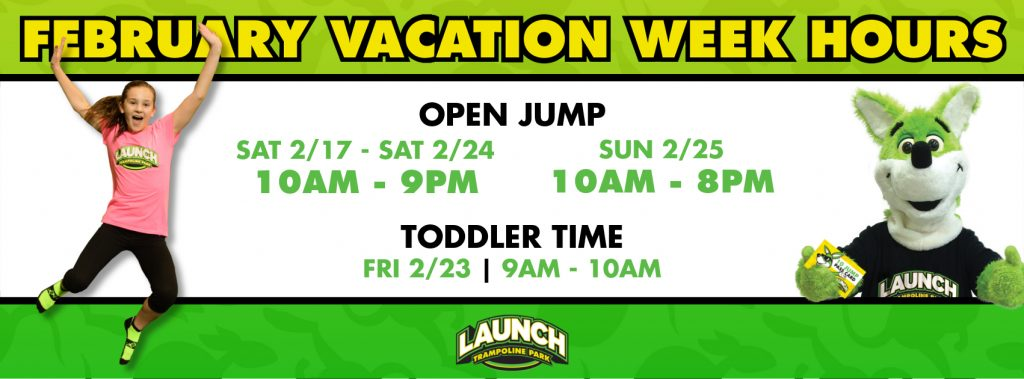 February Vacation Hours